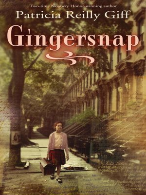cover image of Gingersnap
