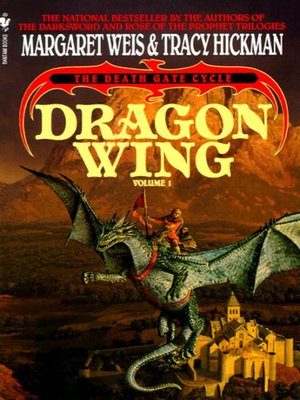 cover image of Dragonwing