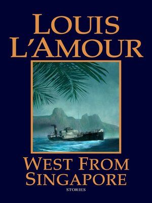 cover image of West from Singapore