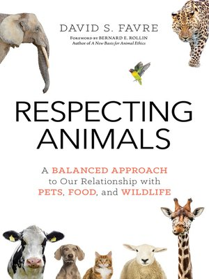 cover image of Respecting Animals