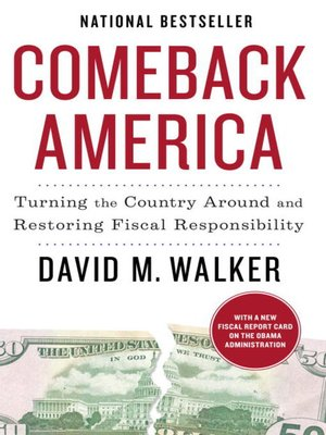 cover image of Comeback America