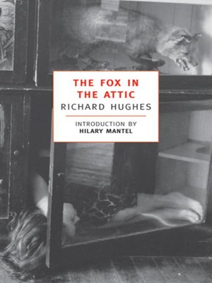 cover image of The Fox in the Attic