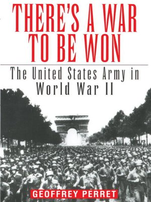 cover image of There's a War to Be Won