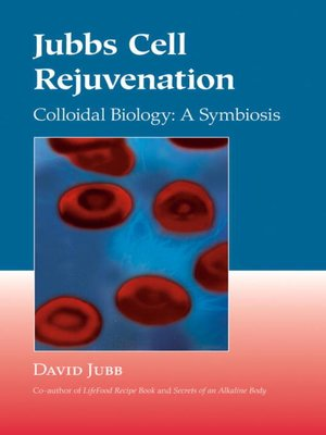 cover image of Jubbs Cell Rejuvenation