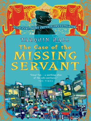 cover image of The Case of the Missing Servant