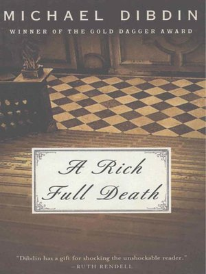 cover image of A Rich Full Death