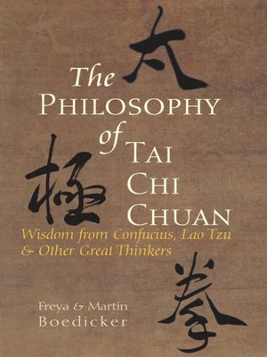 cover image of The Philosophy of Tai Chi Chuan