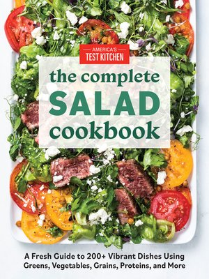 cover image of The Complete Salad Cookbook