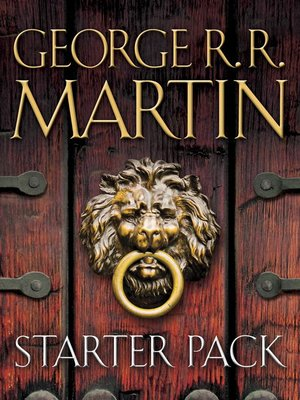 cover image of George R. R. Martin Starter Pack 4-Book Bundle