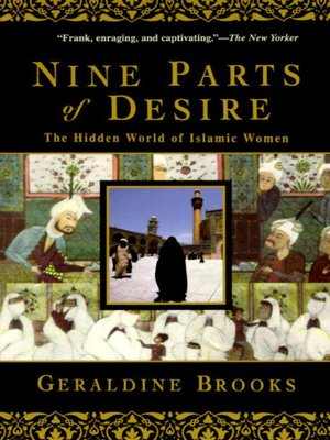 cover image of Nine Parts of Desire