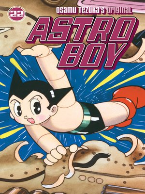 cover image of Astro Boy Volume 22