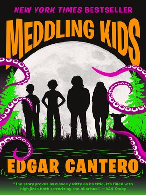 cover image of Meddling Kids