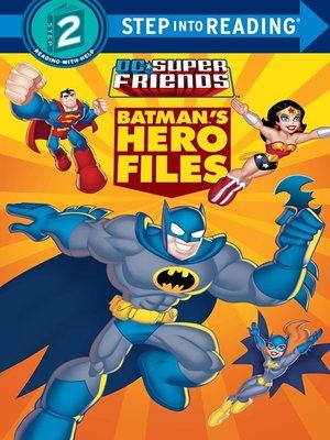 cover image of Batman's Hero Files