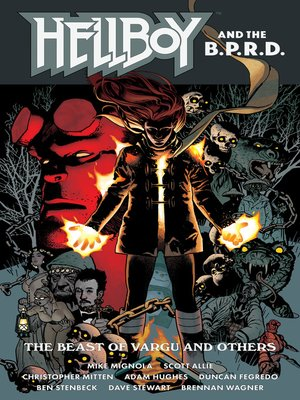 cover image of Hellboy and the B.P.R.D. (2014): The Beast of Vargu and Others