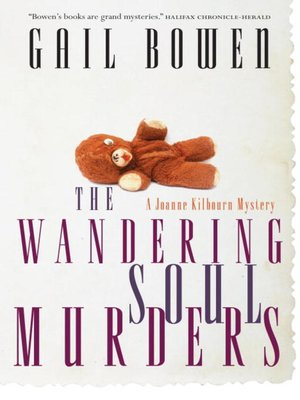cover image of The Wandering Soul Murders