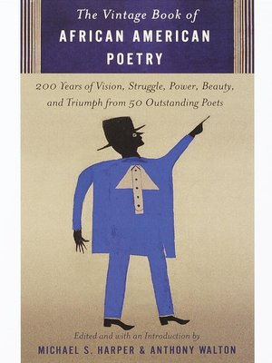 cover image of The Vintage Book of African American Poetry