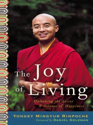 cover image of The Joy of Living