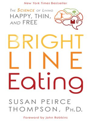 cover image of Bright Line Eating