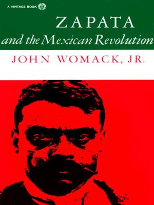 cover image of Zapata and the Mexican Revolution