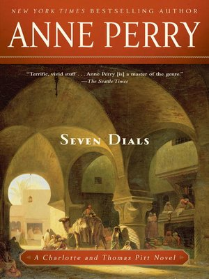 cover image of Seven Dials