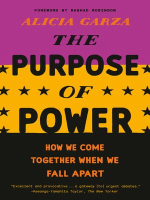 cover image of The Purpose of Power
