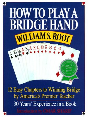cover image of How to Play a Bridge Hand