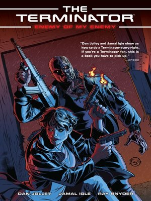 cover image of The Terminator: Enemy of My Enemy