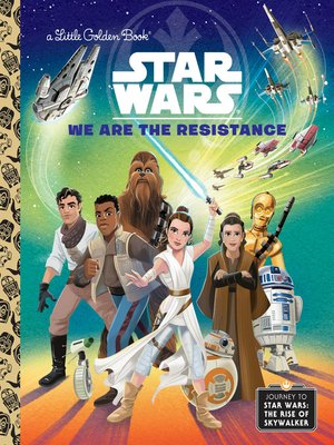 cover image of We Are the Resistance (Star Wars)