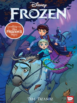cover image of Disney Frozen: True Treasure