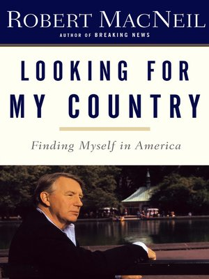 cover image of Looking for My Country