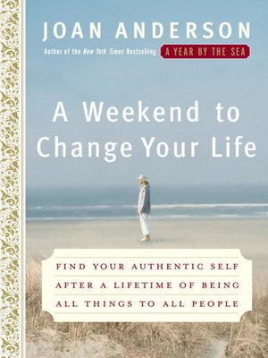 cover image of A Weekend to Change Your Life