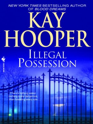 cover image of Illegal Possession