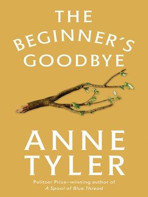 cover image of The Beginner's Goodbye