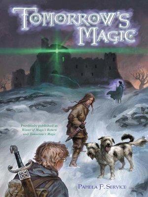 cover image of Tomorrow's Magic