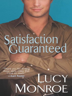 cover image of Satisfaction Guaranteed