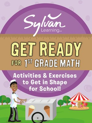 cover image of Get Ready for 1st Grade Math