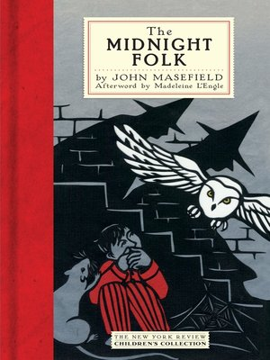 cover image of The Midnight Folk