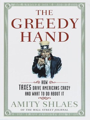 cover image of The Greedy Hand