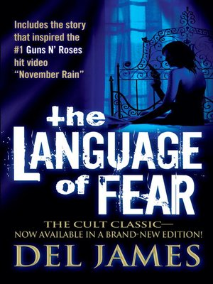 cover image of The Language of Fear