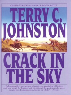 cover image of Crack in the Sky