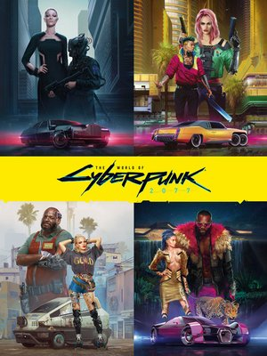 cover image of The World of Cyberpunk 2077