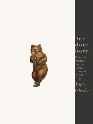 cover image of One More Story