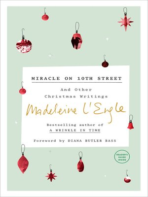 cover image of Miracle on 10th Street