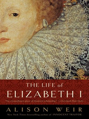 cover image of The Life of Elizabeth I