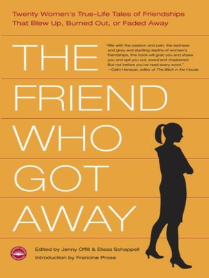 cover image of The Friend Who Got Away