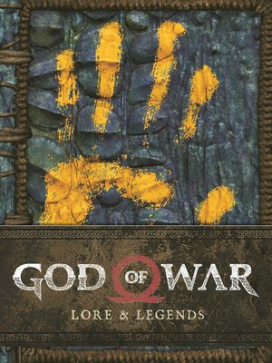 cover image of God of War: Lore and Legends