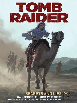 cover image of Tomb Raider (2014), Volume 2