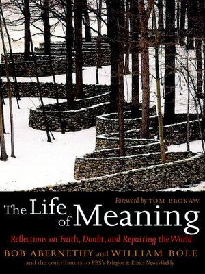 cover image of The Life of Meaning