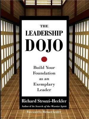 cover image of The Leadership Dojo