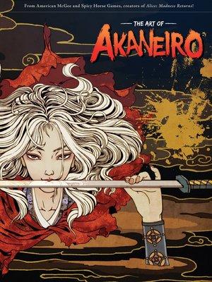 cover image of The Art of Akaneiro